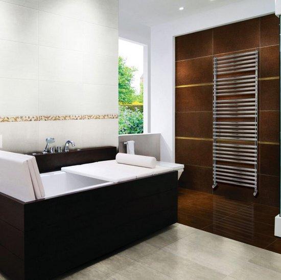 Grzejnik łazienkowy elektryczny drabinkowy