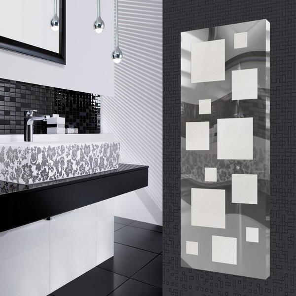 Dekoracyjne grzejniki do łazienki – jakie modele wykonane ze stali nierdzewnej wybrać?