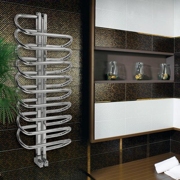 Grzejnik drabinkowy do łazienki