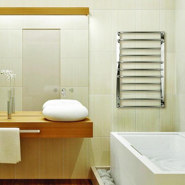 Drabinkowe grzejniki łazienkowe – poznaj ich ceny i typy