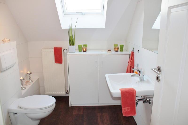 Grzejniki pionowy do małej łazienki