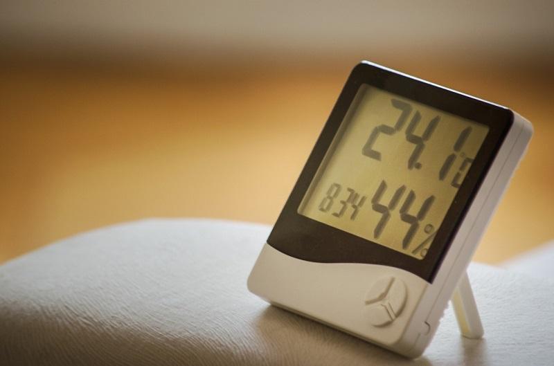 Temperaturę ogrzewania elektrycznego można ustawić jednym kliknięciem